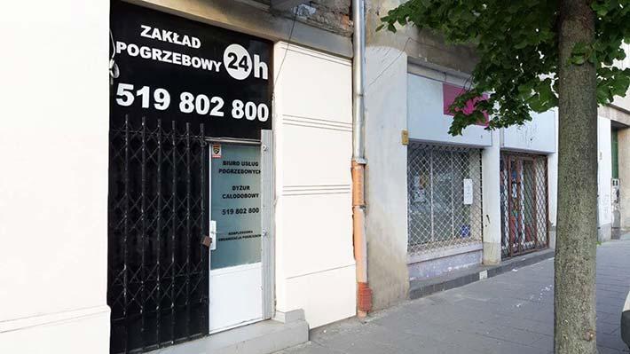Zakład Pogrzebowy Warszawa Praga